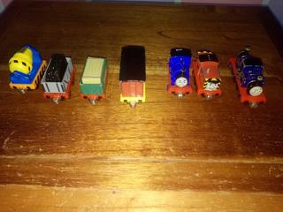 Coleccion De Trenes Thomas And Friends