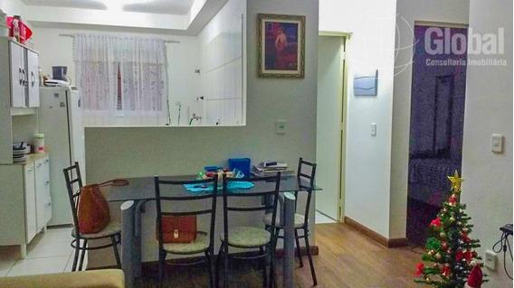 Apartamento Residencial À Venda, Viver Sumaré, Sumaré. - Ap0373