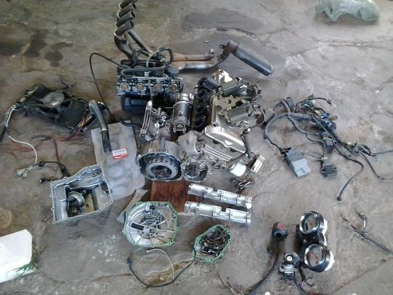 Hornet 600 2006! Peças Do Motor!!