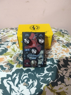 Electromate Ringo Overdrive - Impecable