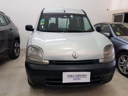 Renault Kangoo Confort 1.9 Diésel A/ac. Y Dirección Asistida