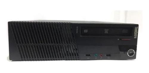 Imagem 1 de 2 de Desktop Lenovo Thinkcentre M92p Core I5 Mem 8gb Ssd 120gb