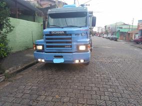 Scania 113 -360 Com Caçamba Iderol