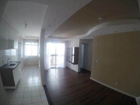 Apartamento Com 2 Dormitórios Para Alugar, 56 M² Por R$ 900,00/mês - Carioba - Americana/sp - Ap0423