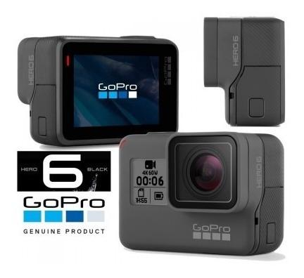 Câmera Digital Gopro Hero 6 Black Chdhx-601