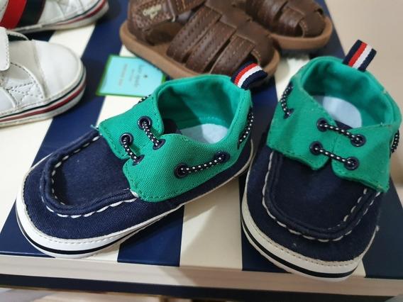 Lote Zapatillas Bebé Importada Tommy Hilfiger