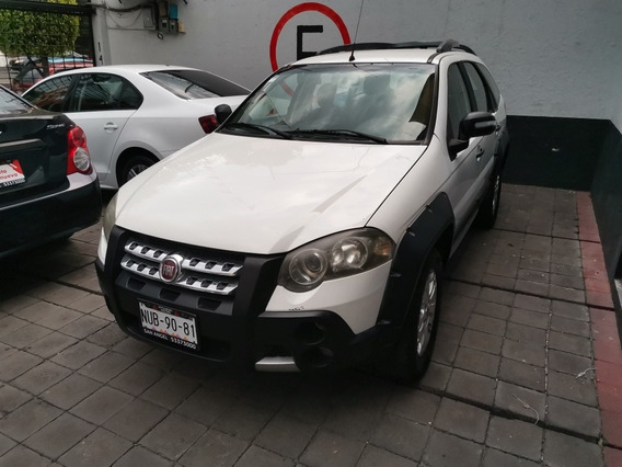 Fiat Palio Adventure Aventure Locker