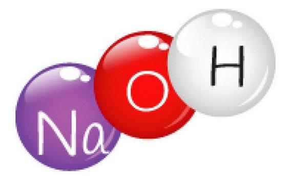 Hidroxido De Sodio 99% Para Jabones Artesanales 1kilo
