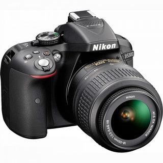 Nikon D5300 Lente 18-55mm Vr
