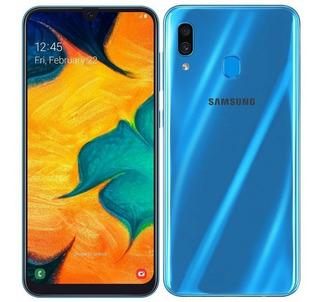 Samsung A30 Reemplaza A7 S8 S8 Plus 64gb 4gb Ram 4000mah Dig