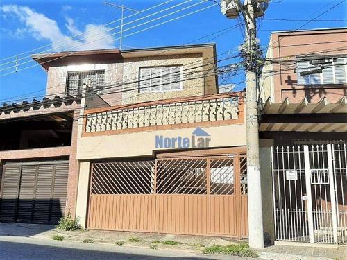 Imagem 1 de 30 de Sobrado Com 2 Dormitórios À Venda, 124 M² Por R$ 530.000,00 - Freguesia Do Ó - São Paulo/sp - So1687