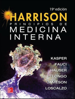 Harrison Medicina Interna 19a Edición