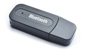 Receptor Bluetooth Usb Para Saida Auxiliar P2 Carro Promoção