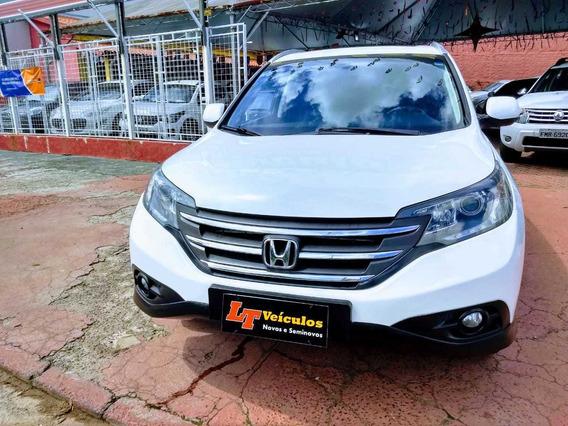Crv Honda Exl 4x4 Automatico