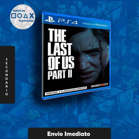 The Last Of Us Parte Ii 2 Ps4 Dublado Pt-br