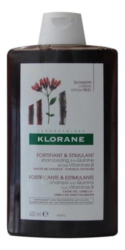 Shampoo Klorane Quinina X 400ml