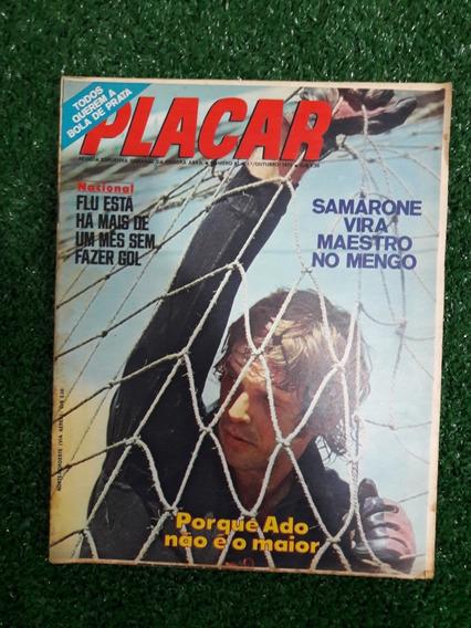 Revista Placar - Numero 81