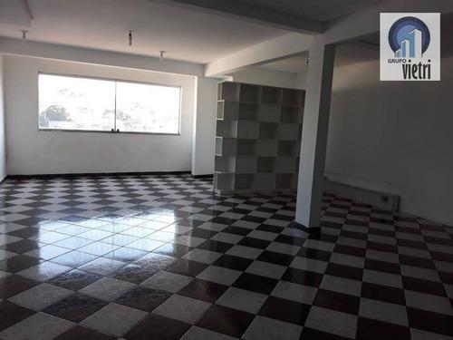 Sala Comercial Para Locação, Jardim Felicidade (zona Oeste), São Paulo. - Sa0146