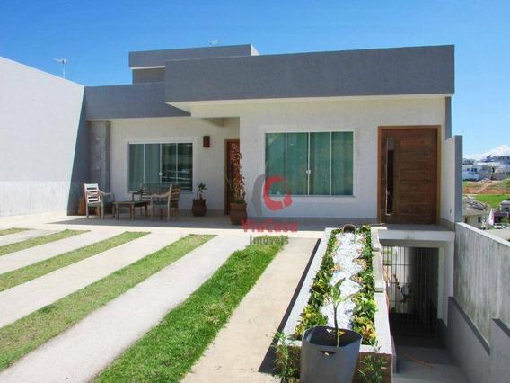 Casa De 4 Quartos, Vale Dos Cristais, Macaé - Ca1568