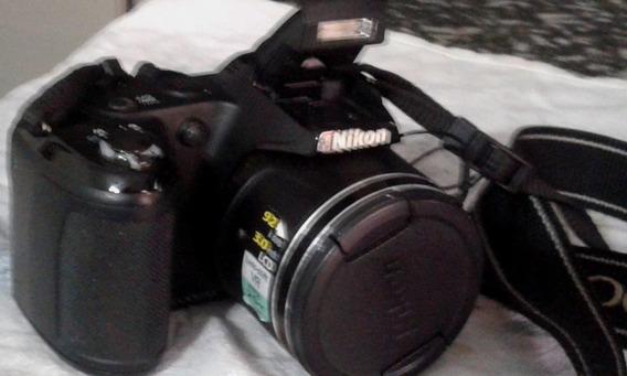Camera Digital Semi Profissional Nikon Coolpix L810