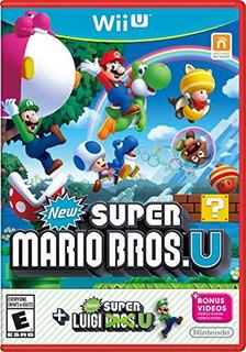 New Super Mario Bros. U New Super Luigi U - Wii U