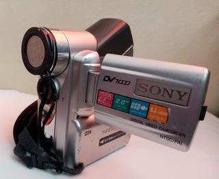 Video Cámara Dv7000 Para Refacciones O Reparar
