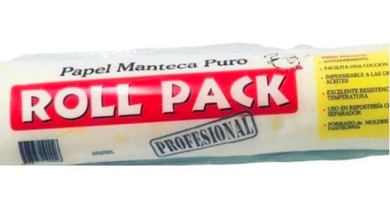 Papel Manteca Profesional Ideal Reposteria 38x50mts.