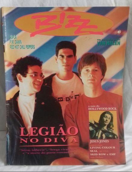 Revista Bizz Nº78- Jan 1992 - Legião Urbana - Frete Grátis