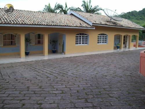 Chácara À Venda, 5000 M² Por R$ 1.100.000 - Nova Monte Serrat - Itupeva/sp - Ch0107