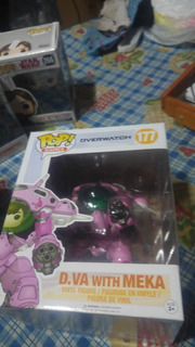 Funko Pop Dva & Meka - Overwatch 177