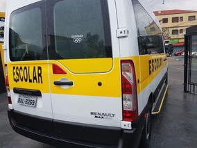 Renault Master 0km - Escolar 20 Lugares