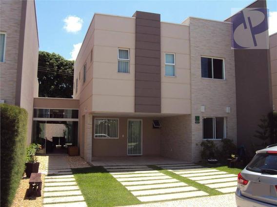 Casa Residencial À Venda, Eusébio, Eusébio - Ca1872. - Ca1872
