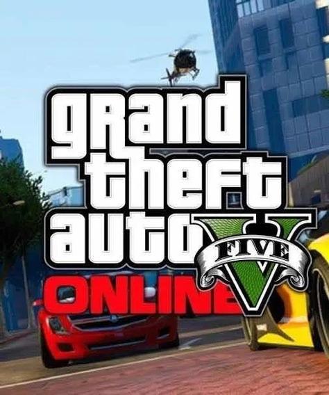 Grand Theft Auto V Premium Online Edition Conta Epicgames