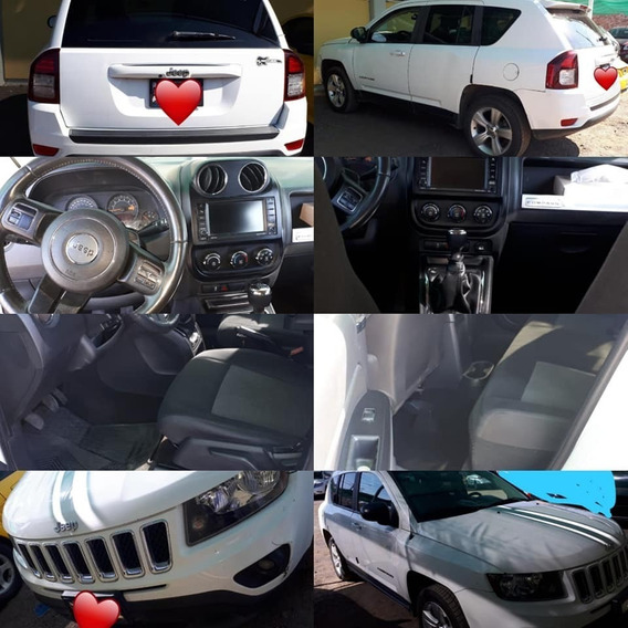Jeep Compass 2014 Tm 2.4 Latitude