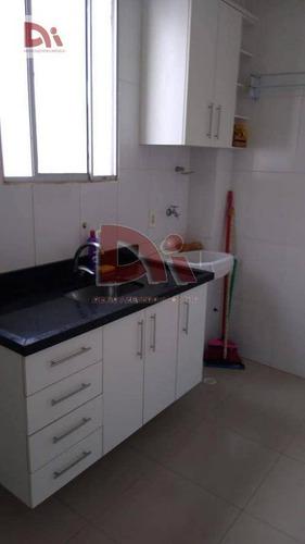 Apartamento Com 2 Dormitórios À Venda, 48 M² Por R$ 150.000,00 - Residencial Sítio Santo Antônio - Taubaté/sp - Ap0090