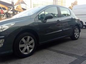 Peugeot 308 1.6t Std 5 Vel Ac 2009