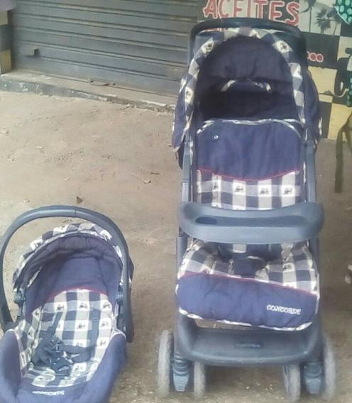 Lrbl. Coche Concorde Para Bebeés Y Porta Bebé Vehículo