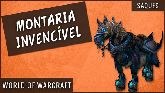 Montaria Wow - Rédeas Do Invencível | Invincible