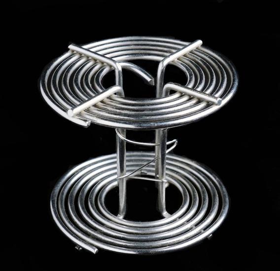 Espiral Inox P/ Revelação De Filmes Do Formato 120