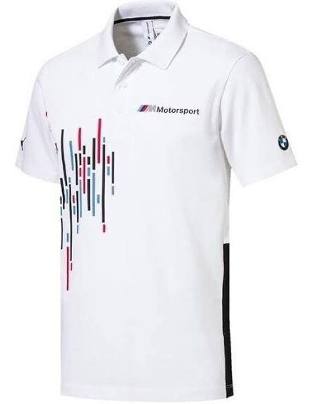 Playera Puma Bmw Motorsport 2019