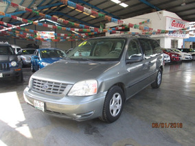 Ford Freestar 3.9 Minivan Lx Base At