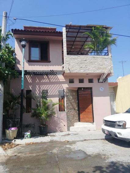 Casa En Nuevo Vallarta A 5 Minutos Del Parque Tematico Du So