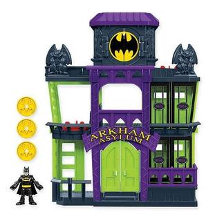 Batman Dc Super Friends Arkham Asylum Imaginex