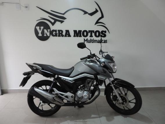 Honda Cg 160 Titan 2019 Flex
