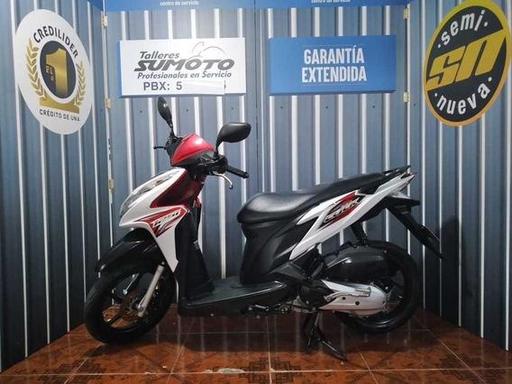 Honda Click 125 Modelo 2015 Medellin