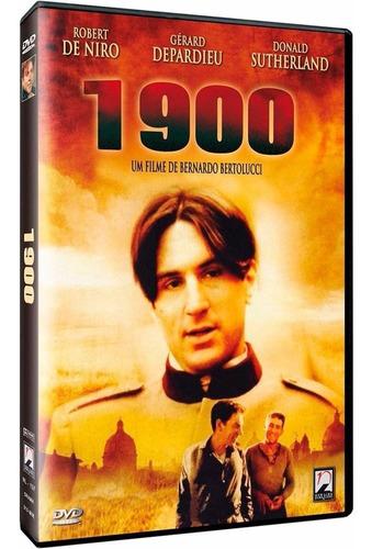 Imagem 1 de 1 de 1900 - Dvd - Robert De Niro - Gérard Depardieu - Bertolucci
