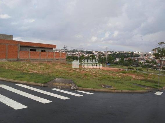 Terreno À Venda No Condomínio Reserva Central Parque Em Salto - Te3557