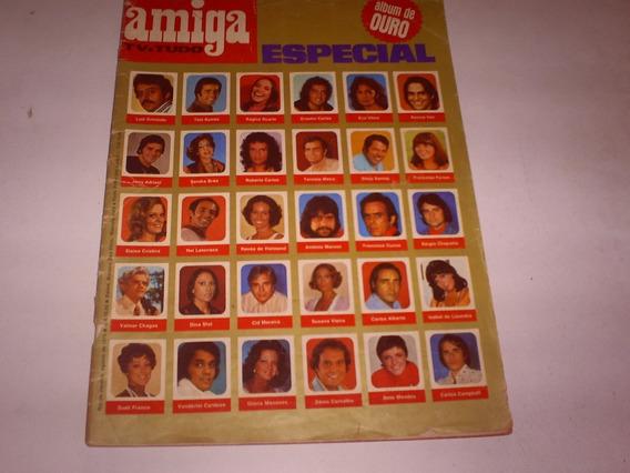 Revista Amiga Agosto 1975 Album De Ouro Posters
