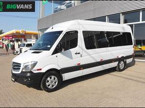 Sprinter 2019 415 Bigvan Elite 19l Caribe Branca (5086)