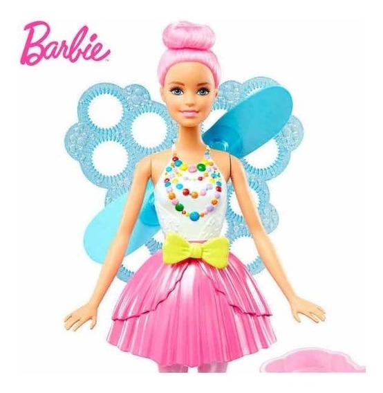 Barbie Burbujas Mágicas Original. Dreamtopia. Mattel
